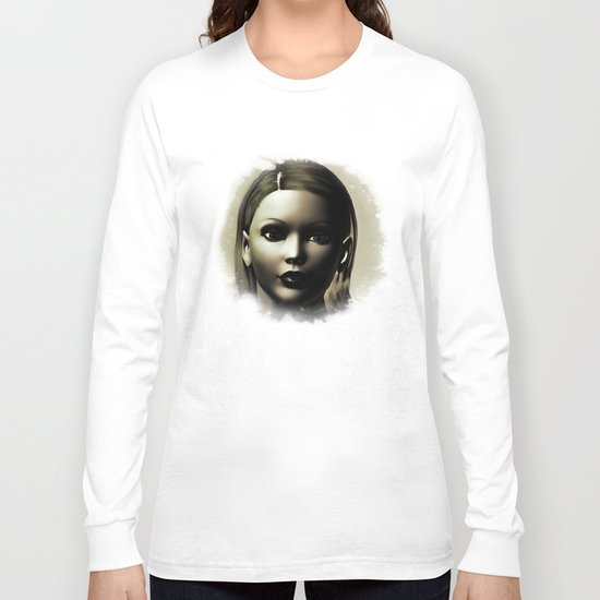 Shadows of Beauty Long Sleeve T-shirt