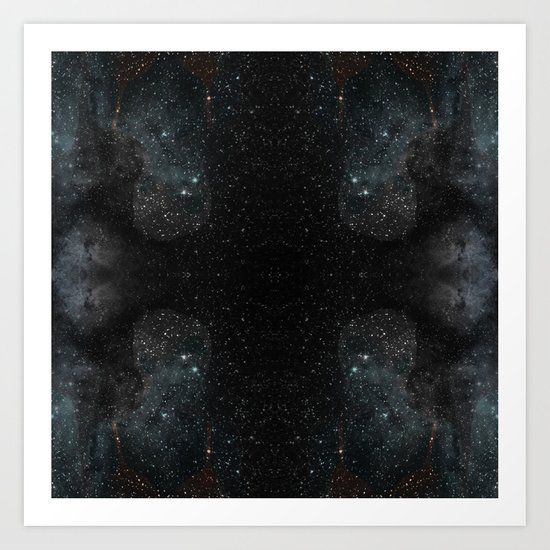 Me universe Art Print