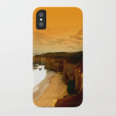 Great Southern Ocean - Australia iPhone X Slim Case