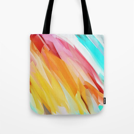 Abstract 2017 028 Tote Bag