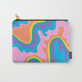 Graffiti Waves Carry-All Pouch