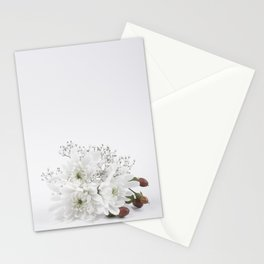 Holiday Bouquet Stationery Cards