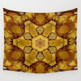 Abstract 102 Wall Tapestry
