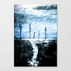 unstableness Canvas Print
