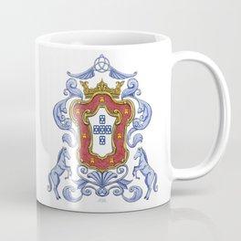 Portuguese Crest Coffee Mug