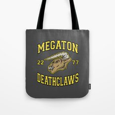 Megaton Deathclaws Tote Bag