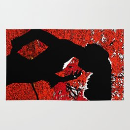WOMAN VIXENS AND VICES Rug