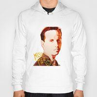 moriarty Hoodies featuring Miss me? - Jim Moriarty by Pash Arts