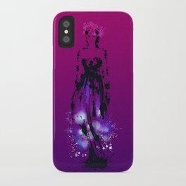 Splaaash Series - Flower Queen Ink iPhone Case