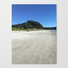 Waiheke Beach Canvas Print