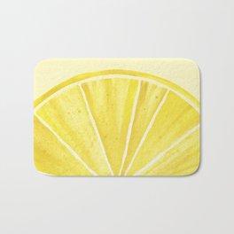 Lemony Goodness Bath Mat