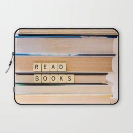 Read Books Laptop Sleeve