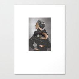 Retratos de una dama -- Portraits of a Lady Canvas Print