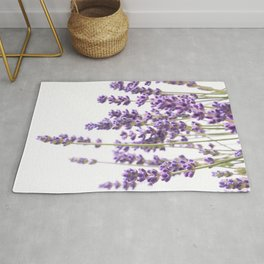 Purple Lavender #1 #decor #art #society6 Rug