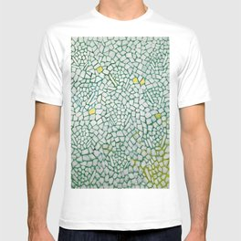 African American Masterpiece White Roses Sing! by Alma Thomas T-shirt