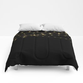 Gold rich Glitter Chain- Treasure Sparkle Comforters