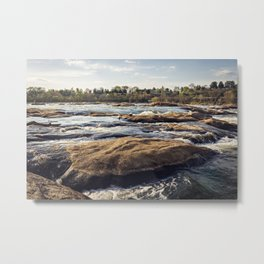 James River Richmond VA Metal Print