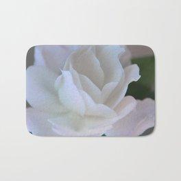 White... Bath Mat