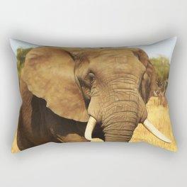 ELEPHANT WALK Rectangular Pillow