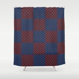 CHIEN Shower Curtain