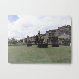 Haddon Hall  Metal Print