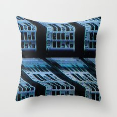 CRT V_1 Throw Pillow