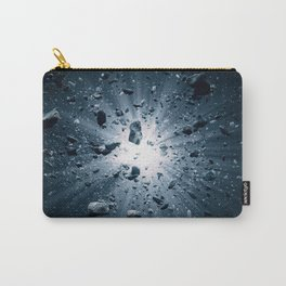 Big Bang explosion in space Carry-All Pouch