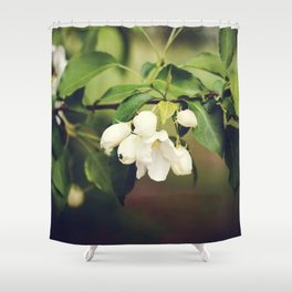 spring blossom. Shower Curtain