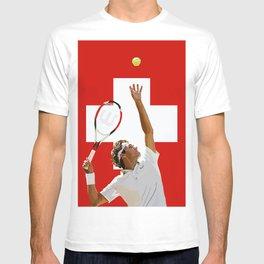 Roger Federer | Tennis T-shirt