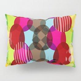 Eggs pattern Pillow Sham