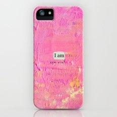 iampink iPhone (5, 5s) Slim Case
