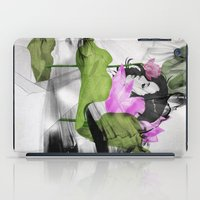 lotus iPad Cases featuring Lotus by SEVENTRAPS