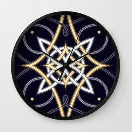 Ostara Tarot III Wall Clock