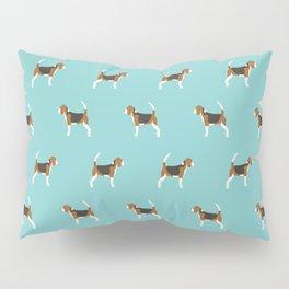 Beagle Design - beagle pillow beagle phone case beagle home decor Pillow Sham