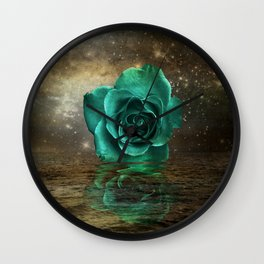 On Reflection Wall Clock