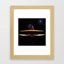 Star Bound Framed Art Print