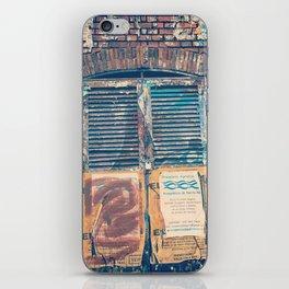 Bogota by day iPhone Skin