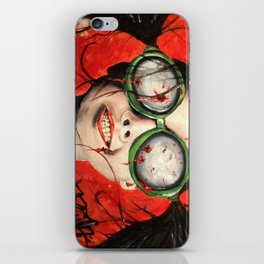 sinister iPhone Skin