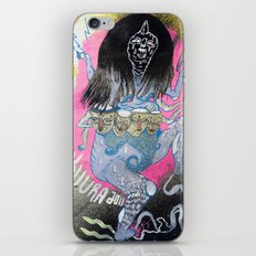 stomper iPhone & iPod Skin