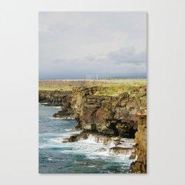 Wind Ranch. Canvas Print