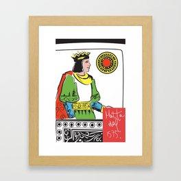 matta Framed Art Print