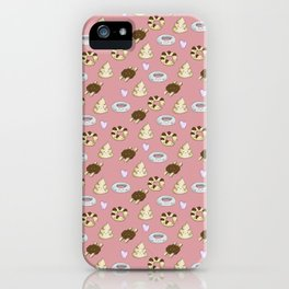 Sweets with history | Azores iPhone Case
