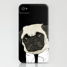 puggetaboutit Slim Case iPhone (4, 4s)