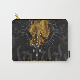 Wolves Not Far Carry-All Pouch