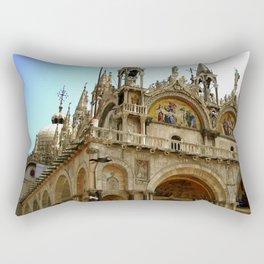 St Mark's Square Rectangular Pillow