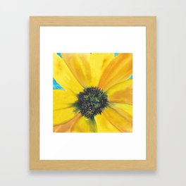 Sun Shiny Day Framed Art Print