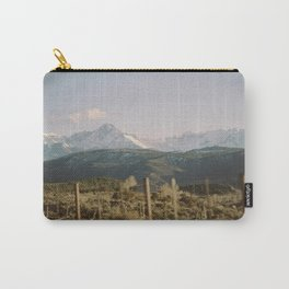 Road to Telluride Carry-All Pouch