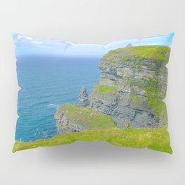 Cliffs Of Moher Ireland Print Pillow Sham