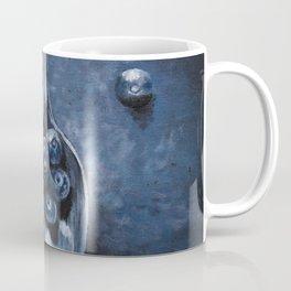 """Original Painting """"Spoonful of Berries"""" Coffee Mug"""