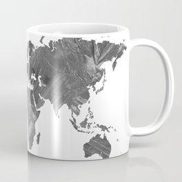 MAP-B&W Freedom vibes worldwide Coffee Mug